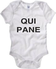 Body neonato T0628 qui pane fun cool geek