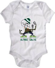 Body neonato TUM0012 ultras celtic green brigate