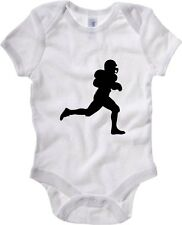 Body neonato WC1019 American Football Rugby Player Maglietta