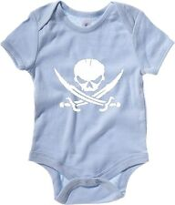 Body neonato T0064 PIRATI fun cool geek