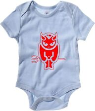 Body neonato T0194 DEVIL fun cool geek