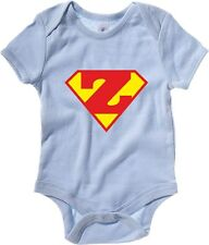 Body neonato T0675 Z SUPERMAN fun cool geek