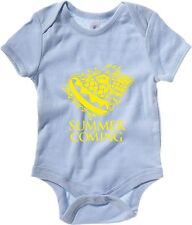Body neonato FUN0141 06 06 2013 Summer Is Coming T SHIRT det2