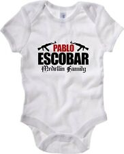 Body neonato OLDENG00207 pablo escobar