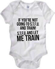 Body neonato OLDENG00256 stfu and let me train