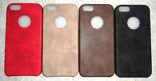 FOR APPLE IPHONE 5/5S LUXURY PU LEATHER BACK COVER CASE