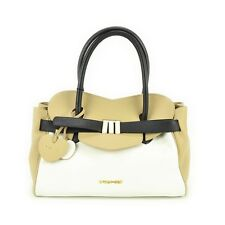 Borsa donna in vera pelle TWIN-SET - AS67ZQ Canapa