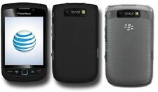 Amzer Shell Snap On Crystal Plastic Hard Case Cover For BlackBerry Torch 9800