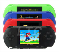 PXP 3 Game Console Handheld Portable 16 Bit Retro Video Game 150+ Games Kid Gift