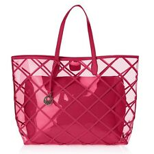 Benetton Borsa Shopping grande - 216091 Corona colore Fucsia