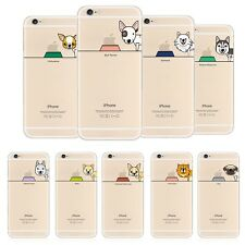 ★★★ Coque HOUSSE Iphone 4/4S/5c/5s + Dog chien pug bull shiba swag +Film OFFERT