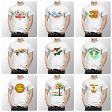 Independence Day Special Men Tshirts (Sports Wear) Indian White (by iberrys)