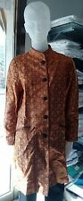 ABITO ETNICO IN 100% SETA ETHNIC DRESS SILK 100% MADE IN NEPAL