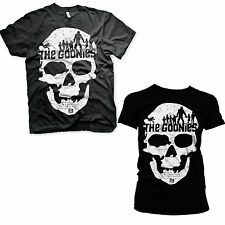 UNISEX or LADIES Official THE GOONIES Skull Map T-Shirt