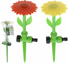 34CM Flower Garden Sprinkler Lawn Water Sprinkler Outdoor Hose Pipe Connector