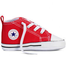 Converse All Star Chuck Taylor Infant First Star Red