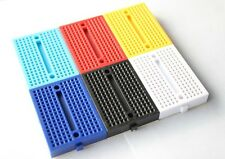 SYB-170 Mini Solderless Prototype Breadboard 170 Tie-points ATMEGA PIC ARDUINO