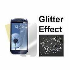 Diamond Glitter Sparkle Screen Guard For Samsung Galaxy S3 S4 Note 2 Note 3 neo