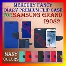ACM-MERCURY PREMIUM DIARY FLIP CASE for SAMSUNG GALAXY GRAND I9082 WALLET COVER