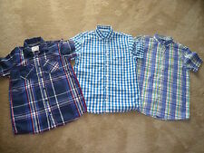 SMALL BNWT BOYS SUMMER SHIRT BUNDLE AGE 12 - 13  NEXT & JASPER CONRAN