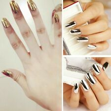16pcs Tips Stickers Patch Foils Vernis DIY Décoration A Ongle Manucure Nail Art