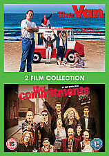The Commitments / The Van [DVD].  NEW.  SEALED.