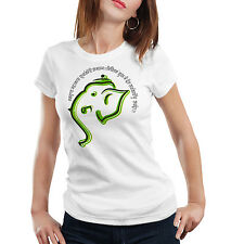 Ganesh Chaturthi Special 1 (Green Ganesha) Sports Wear T-Shirt by iberrys