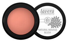Lavera Natural Mousse Blush 4g All Shades Available **FREE P&P**