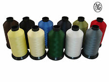 STRONG BONDED - NYLON SEWING THREAD - ROT PROOF - 60S - TEX 45 - 4000M - BY MM