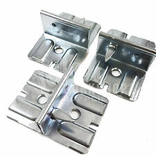 HIDDEN DECKING BOARD CLIPS / SPACERS - FOR COMPOSITE / WOODEN DECKING BOARDS