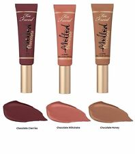 TOO FACED Melted chocolate liquefied lipstick 12ml ~Choose from 3 Colours ~BNIB