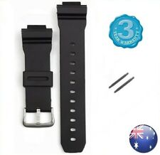 WATCH STRAP BAND & PINS Fits Casio G Shock 16mm DW6600 G-6900 GW6900 + More