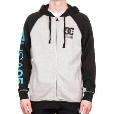 DC Rob Dyrdek Match Up Zip Hood Heather Grey