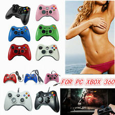 Wireless/Wired USB Gamepad Controller Joystick Receiver Shell para XBox360 PC