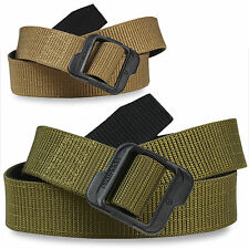Pentagon Stealth Double Duty Combat Military Army Reversible Black Webbing Belt