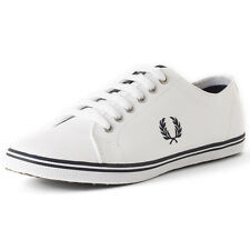 Fred Perry Kingston Herren Sneakers White Neu Schuhe