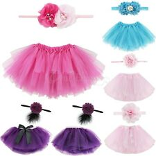 Newborn Baby Girls Christmas Fancy Dress Costume Photo Photography Prop Outfit