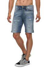 Jack & Jones Herren Jeans Shorts Bermudas Denim Freizeit-Shorts Kurze Hose SALE