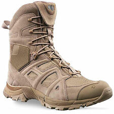 Haix Black Eagle Athletic 11 High Side Zip Army Military Boots Desert ALL SIZES