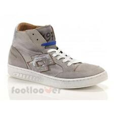 Scarpe Lotto Leggenda Dino IV CVS Q6351 Man Sneakers Basketball Vintage Grey