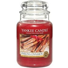 Sparkling Cinnamon Giara Yankee Candle Yankee Candle