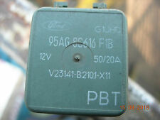 Ford Ka breaking,  Models 1996 - 2008 Green Relay 95AG-8C616 F1B