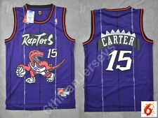 NBA Vince Carter #15 Toronto Raptors RETRO purple swingman jersey - S/M/L/XL