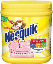 Nestle Nesquik Strawberry (500g) FREE UK DELIVERY
