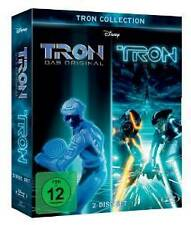 2 Blu Ray Box * TRON Collection: TRON + TRON Legacy  *  NEU OVP