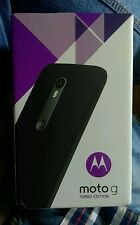 Motorola moto G Turbo Edition - 16 GB - Black - Smartphone + free gifts