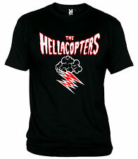 """T-SHIRT """"DIE HELLACOPTERS- BY DIE GRACE OF GOD-1992"""" T-SHIRT"""