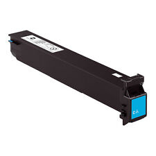 GENUINE KONICA MINOLTA MAGICOLOR CYAN LASER PRINTER TONER CARTRIDGE - A0D7453
