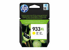 GENUINE HP HEWLETT PACKARD HIGH CAPACITY HP 933XL YELLOW INK CARTRIDGE (CN056AE)