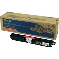 GENUINE EPSON C13S050559 / S050559 MAGENTA LASER PRINTER TONER CARTRIDGE